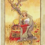 Queen of Pentacles3