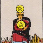 4 of Pentacles